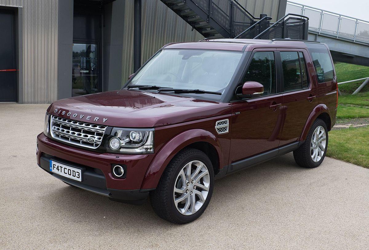 Land Rover привезет в Россию версию Discovery с новой силовой установкой