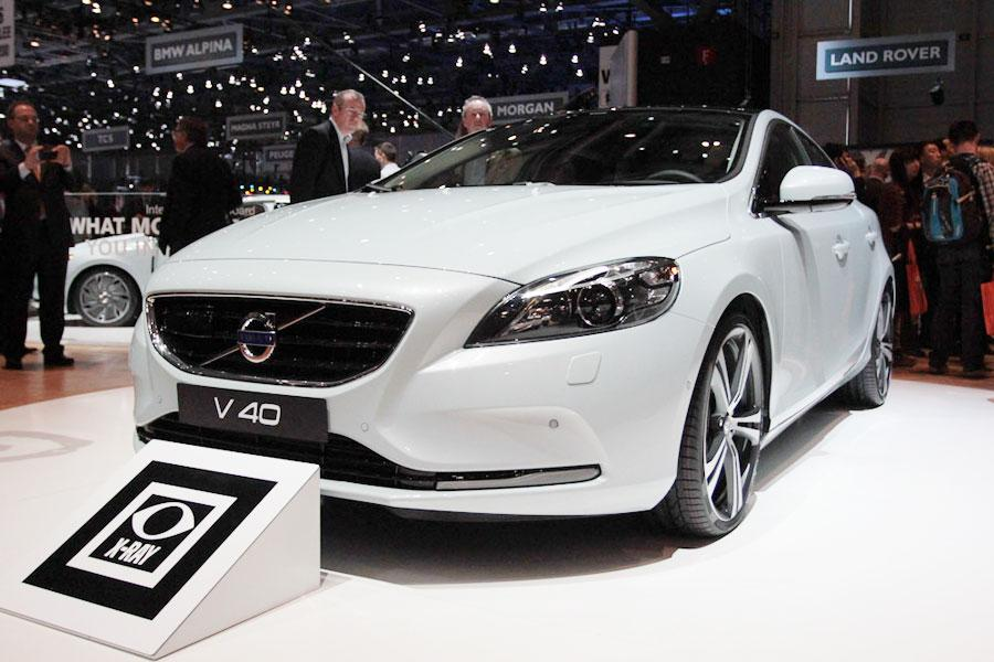 3-е поколение хэтчбека Вольво V40 представят в2019—2020 годах