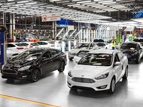 Спрос наавтомобили Форд Sollers возрастет в наступающем году