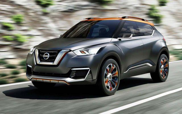 Новый Nissan Juke презентуют весной следующего года