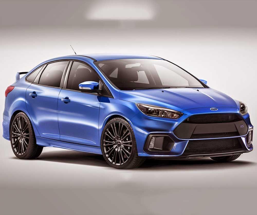 Обновленный тип хэтчбека Форд Focus представят вначале весны 2018г.