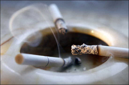 Курение может привести кшизофрении— английские ученые