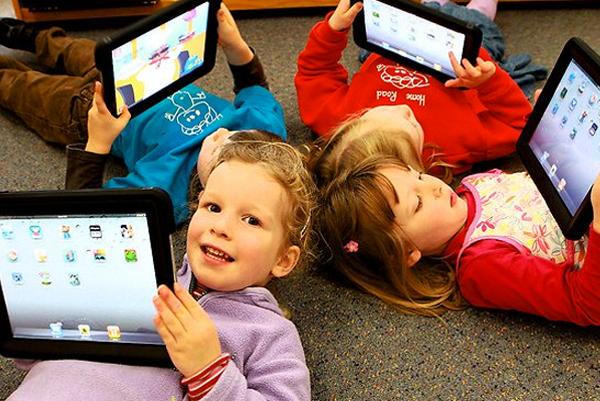 Соцсети игаджеты приводят к уменьшению активности детей— Ученые