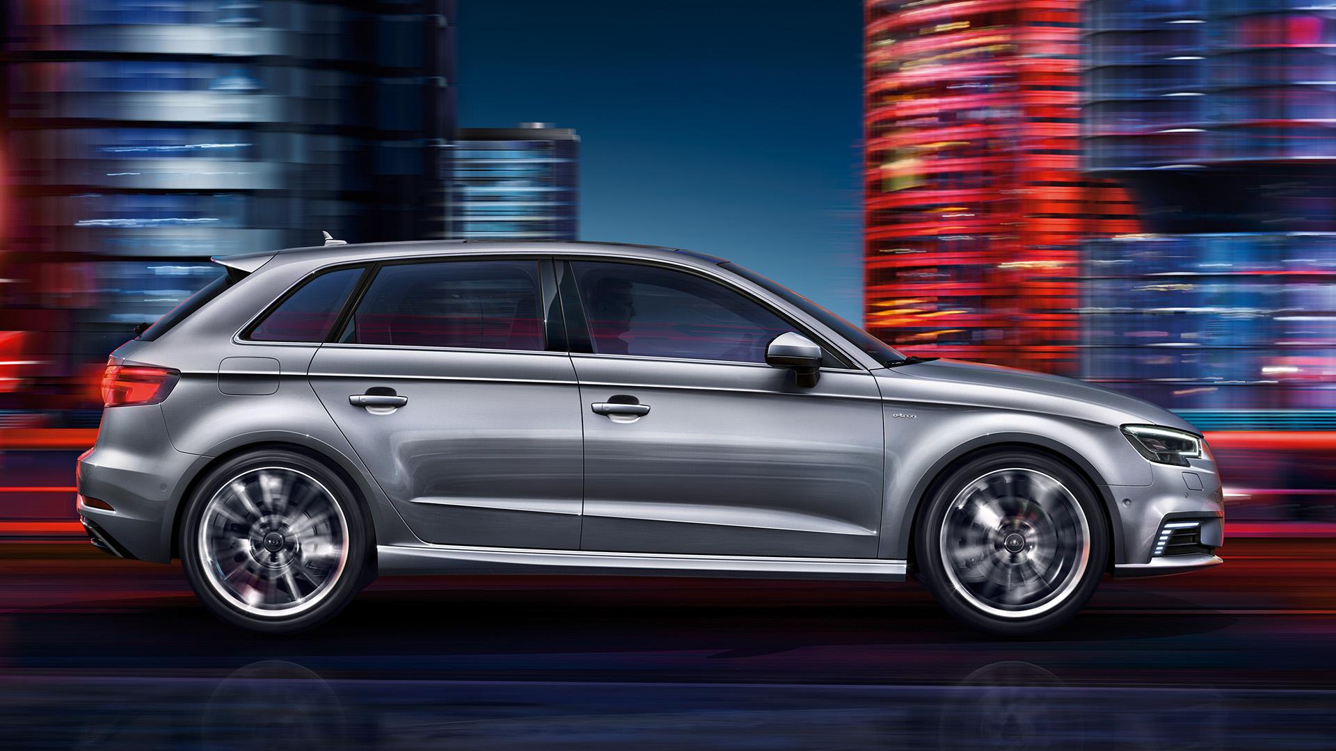Audi e tron a3
