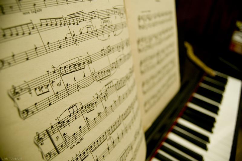Ученые на восприятие музыки влияют гены